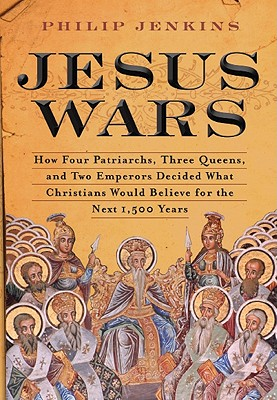 Jesus Wars Cover