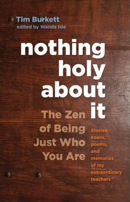 Cover for Nothing Holy about It