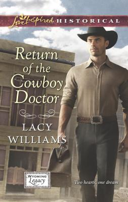 Return of the Cowboy Doctor Cover