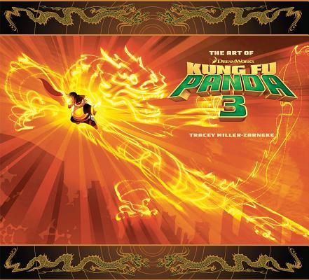 The Art of Kung Fu Panda 3 Cover Image