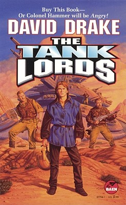 The Tank Lords (Baen) Cover Image