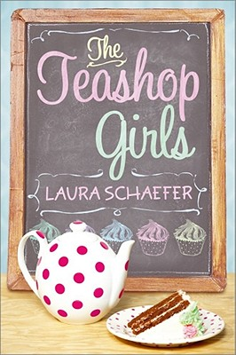 The Teashop Girls Cover