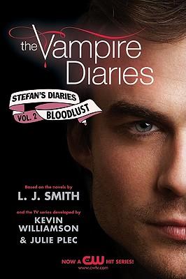 The Vampire Diaries: Stefan's Diaries #2: Bloodlust Cover Image