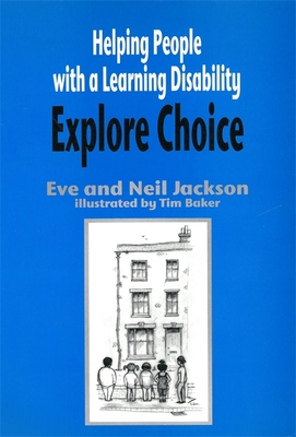 Helping People with a Learning Disability Explore Choice - Helping People with a Learning Disability Explore Relationships Cover Image