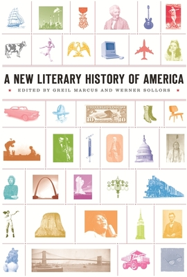 A New Literary History of America Cover