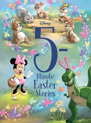 5-Minute Easter Stories (5-Minute Stories) Cover Image