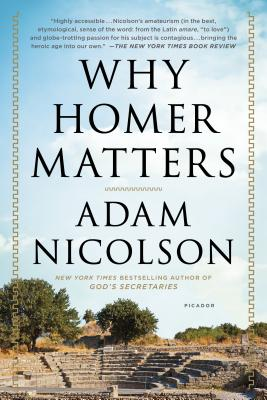 Why Homer Matters: A History Cover Image