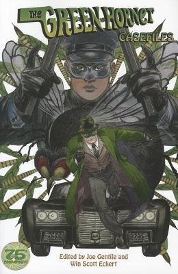 Cover for The Green Hornet Casefiles