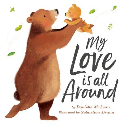 Cover for My Love is All Around