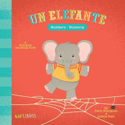 Un Elefante: Numbers-Numeros: Numbers- Numeros Cover Image