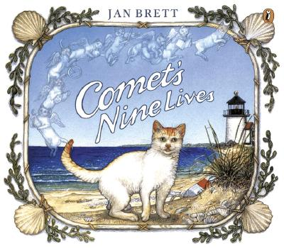 Comet's Nine Lives Cover Image