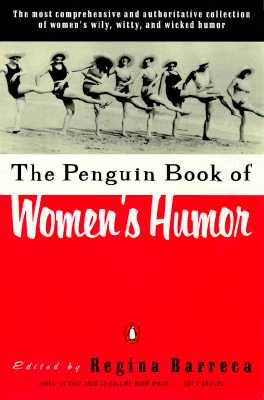 Women's Humor, the Penguin Book of Cover