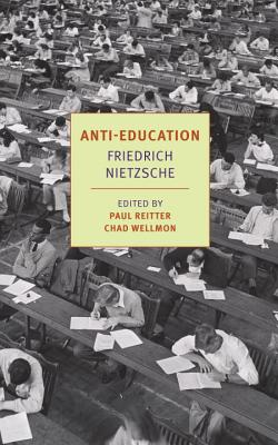 Anti-Education Cover