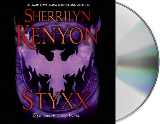Styxx (Dark-Hunter Novels #17) Cover Image