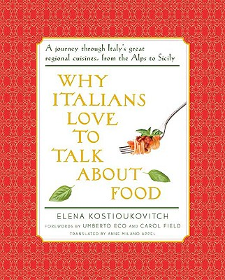 Why Italians Love to Talk about Food Cover