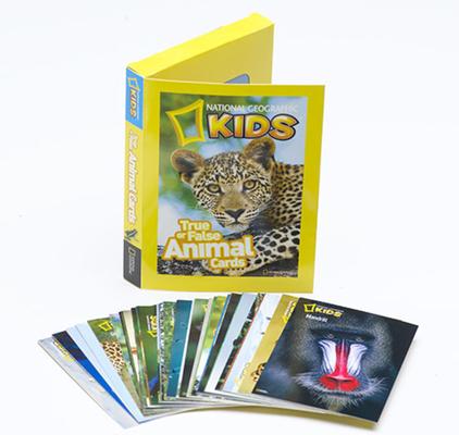 True or False Animal Cards Cover Image