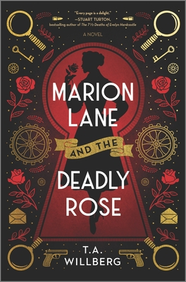 Marion Lane and the Deadly Rose Cover Image