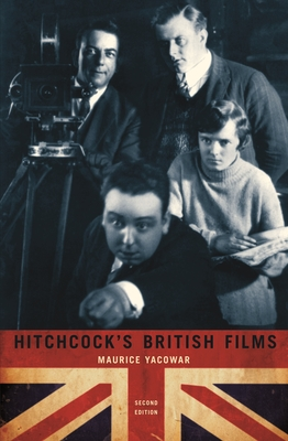 Hitchcock's British Films Cover