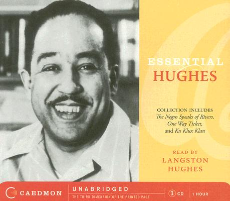 Essential Langston Hughes CD (Caedmon Essentials) Cover Image