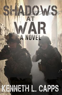 Cover for Shadows at War