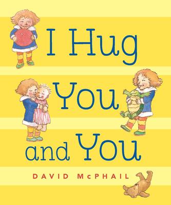 Cover for I Hug You and You