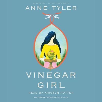 Vinegar Girl Cover Image