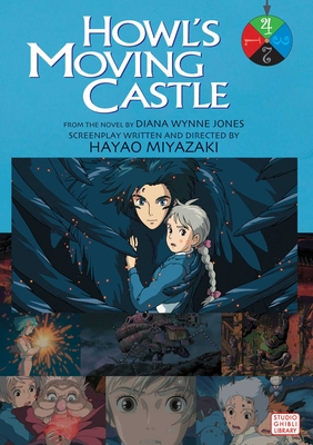 Howl's Moving Castle, Volume 4 Cover