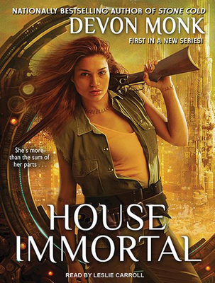 House Immortal Cover Image