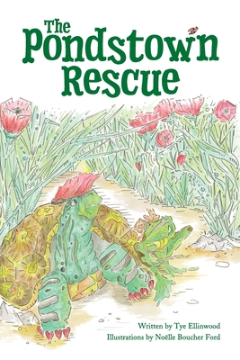 The Pondstown Rescue Cover Image
