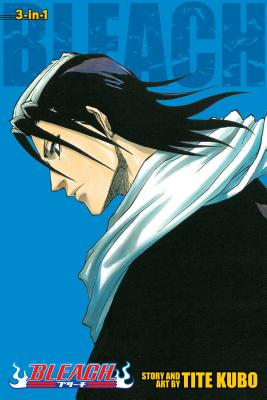 Bleach (3-in-1 Edition), Vol. 3 cover image
