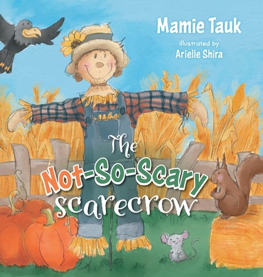 The Not-So-Scary Scarecrow Cover Image