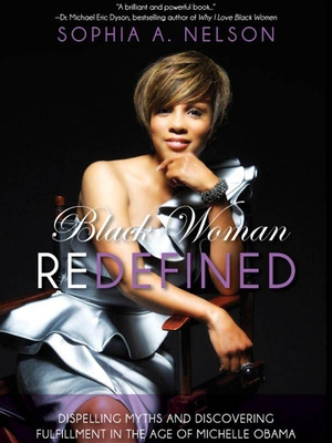 Cover for Black Woman Redefined