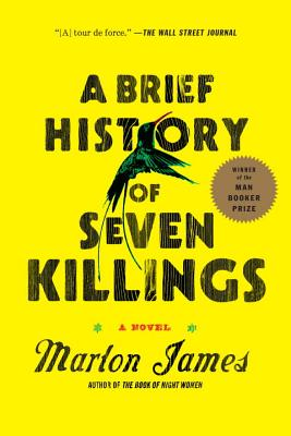 A Brief History of Seven Killings Cover Image