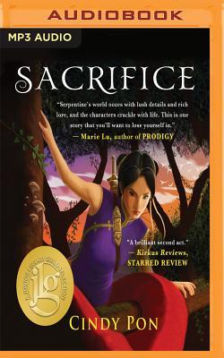 Sacrifice (Kingdom of Xia #2) Cover Image