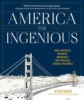 America the Ingenious Cover
