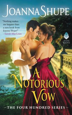 A Notorious Vow: The Four Hundred Series Cover Image
