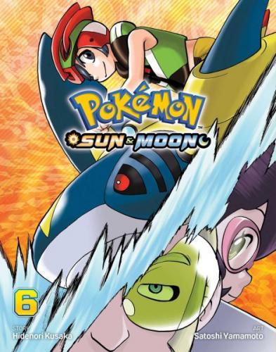 Pokémon: Sun & Moon, Vol. 6 Cover Image
