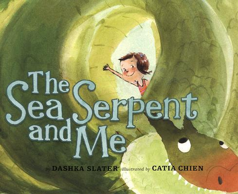 The Sea Serpent and Me Cover