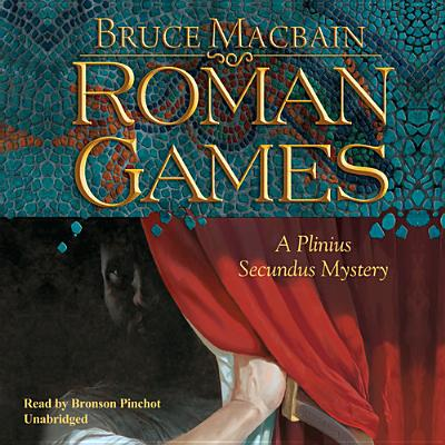 Cover for Roman Games