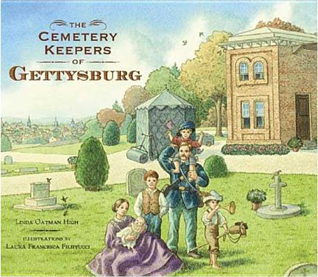 The Cemetery Keepers of Gettysburg Cover