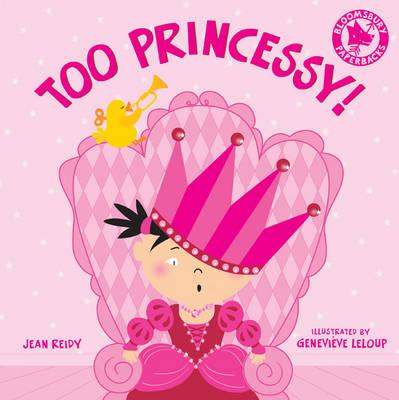 Too Princessy! Cover Image