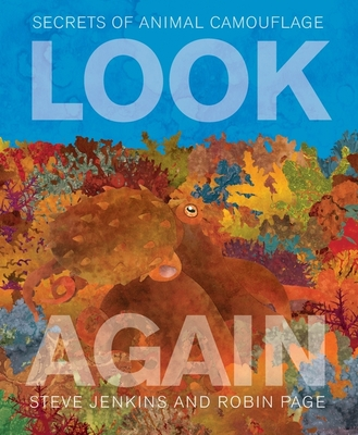 Look Again: Secrets of Animal Camouflage Cover Image