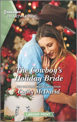 Cover for The Cowboy's Holiday Bride