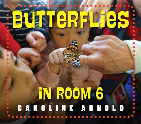 Butterflies in Room 6: See How They Grow Cover Image