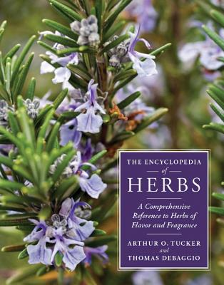 The Encyclopedia of Herbs Cover