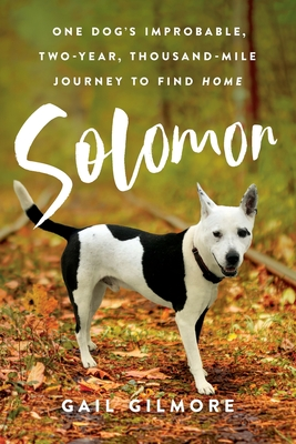 Solomon: One Dog's Improbable, Two-year, Thousand-mile Journey to Find Home Cover Image