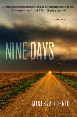 Nine Days: A Mystery (A Julia Kalas Mystery #1) Cover Image