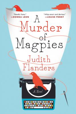 A Murder of Magpies: A Novel (Sam Clair #1) Cover Image