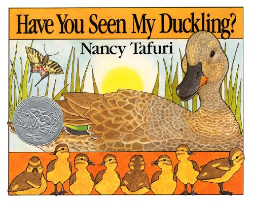 Have You Seen My Duckling? Cover