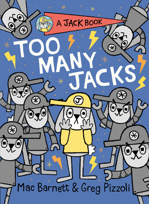 Too Many Jacks (A Jack Book #6) Cover Image